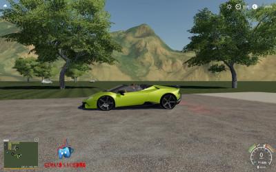 Huracan Spyde Fs19 v1 0 FS 19