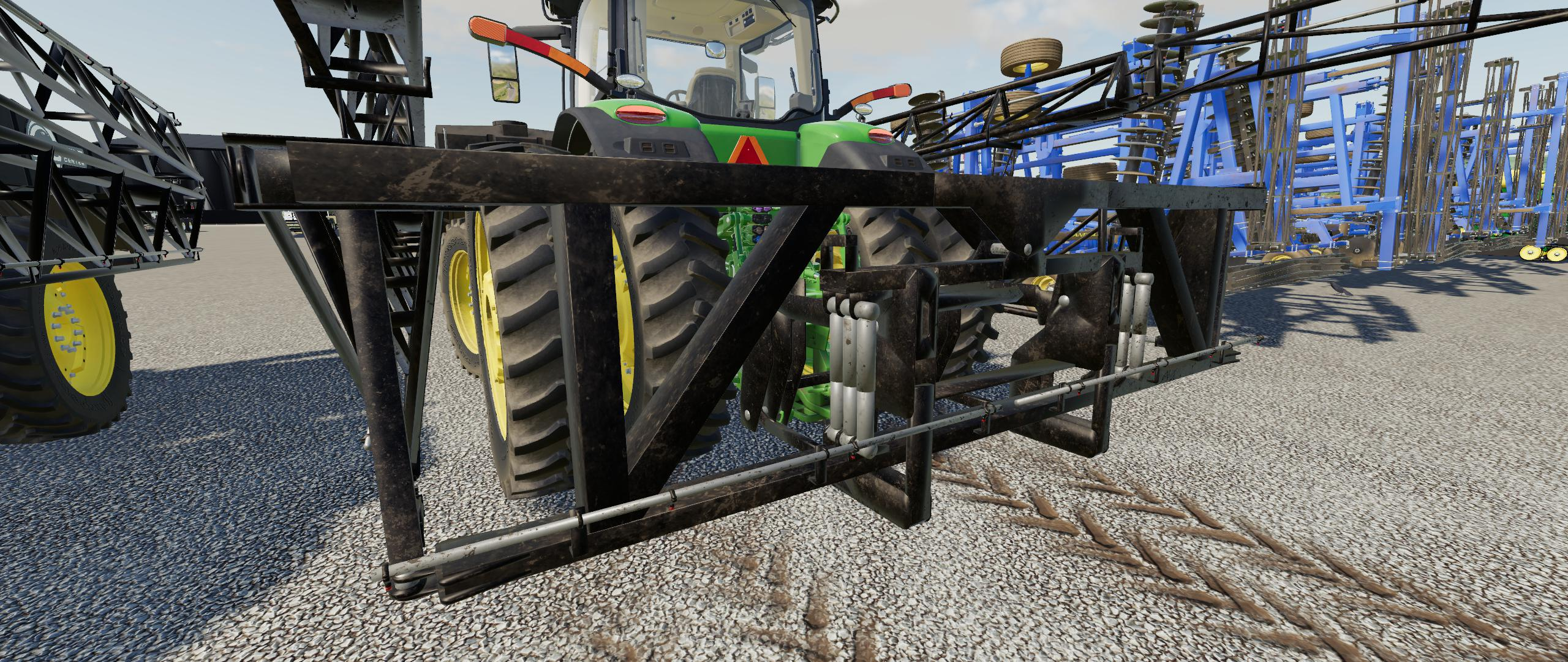 CSM Project FAST AG SPRAYER v1 2 FS 19