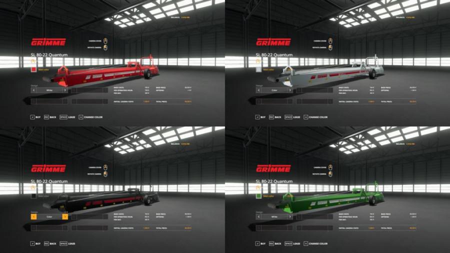 Filltrigger Conveyor Belt V1.0 FS 19