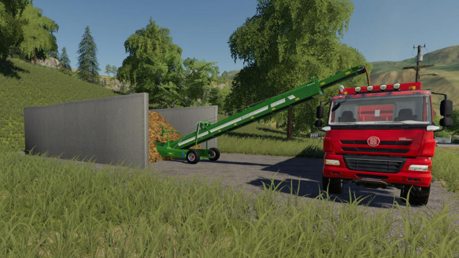 Filltrigger Conveyor Belt V1.0 FS 19