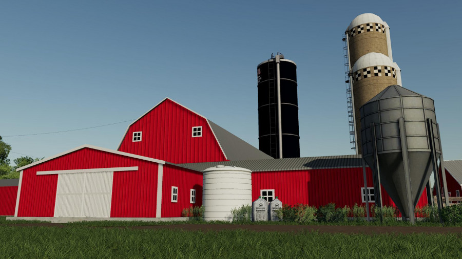 Fs19 Selling Silage