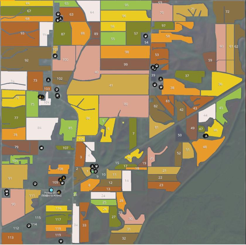 Fs19 4x Map