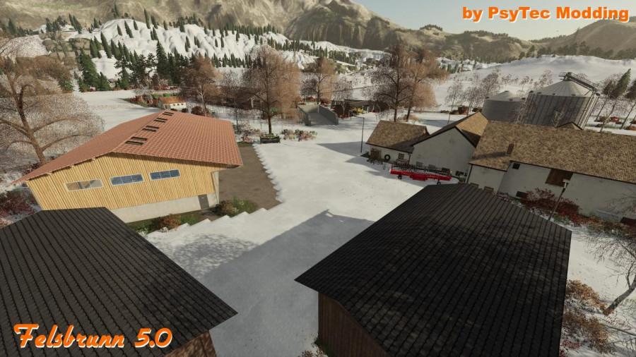 Felsbrunn Seasons & Multifruit V5.0 FS 19