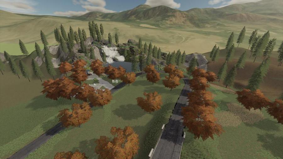 Tuscan Lands V1.0 FS 19