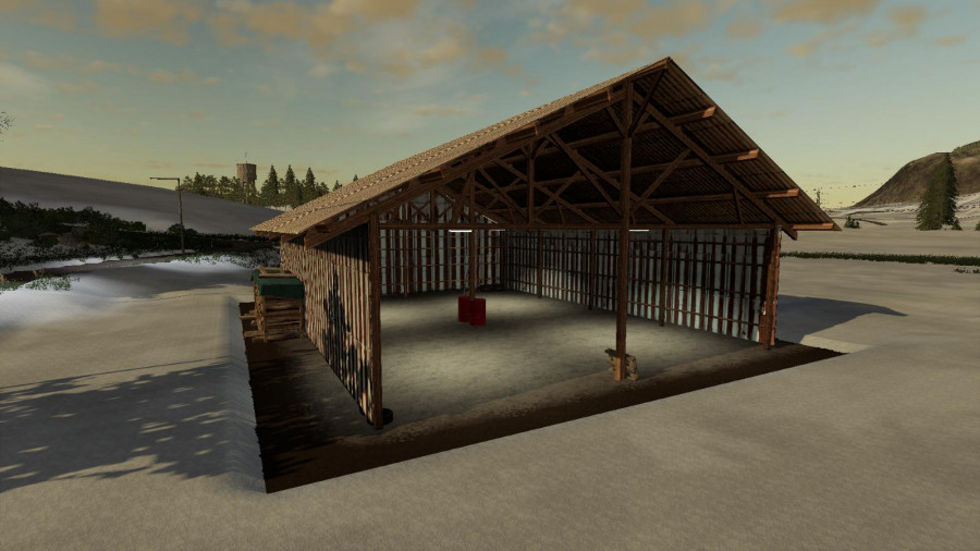 hangar 19