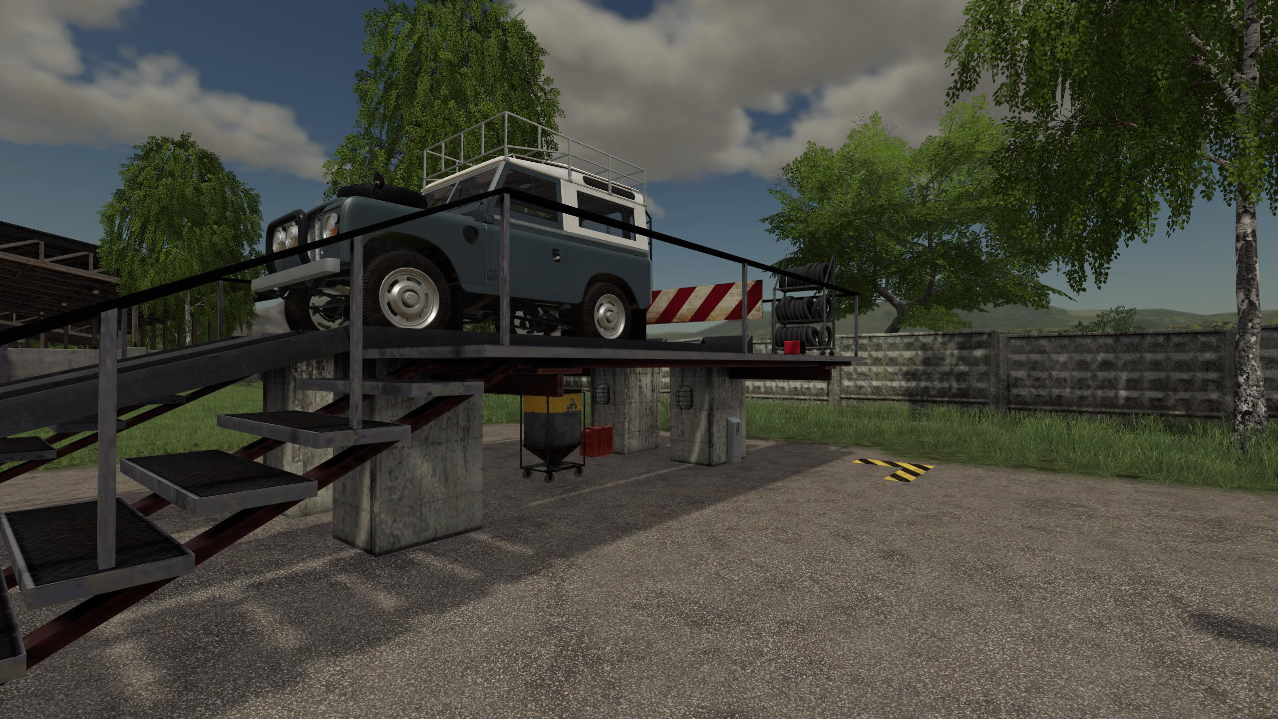 Repair Ramp With Trigger V1.0 FS 19