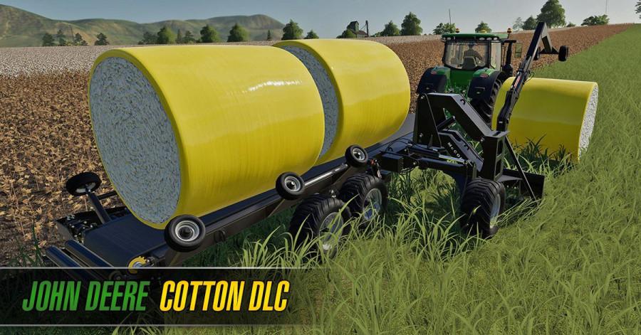 Farming simulator 19 - john deere cotton dlc download free version