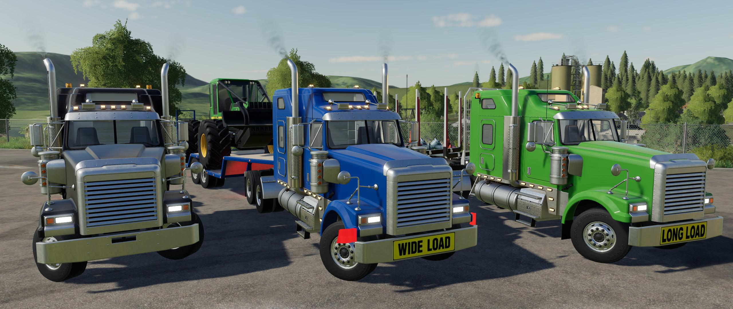 Lizard Roadrunner FB v1 0 FS 19
