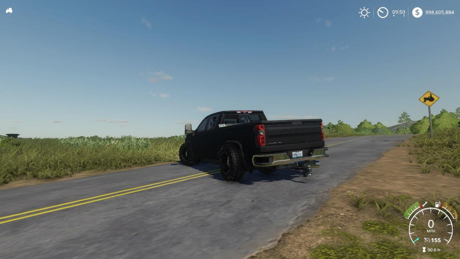 2020 chevy 2500HD lowered v1.0 FS 19