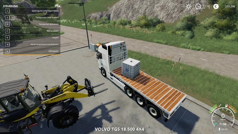 Volvo FH16 truck pack v1 0 FS 19